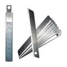 Лезвия сменные Economix к ножам 18 мм, 10 шт.