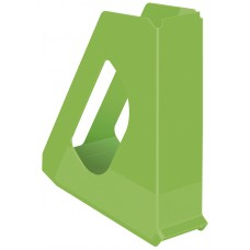 Лоток вертикальный Europost VIVIDA Esselte, пластиковый, зеленый