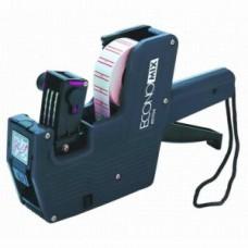 Маркиратор Еconomix (этикет-пистолет), 1 ряд, 8 разрядов (этикетка 21x12мм)