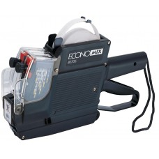 Маркиратор Еconomix (этикет-пистолет), 2 ряд, 10 разрядов (этикетка 23x16мм)
