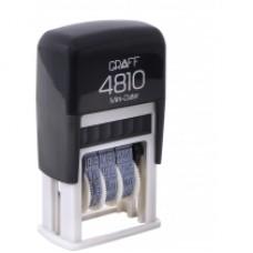 Минидатер GRAFF 4810, 3 мм, укр.