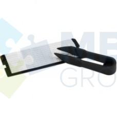 Касса букв для GRAFF PLUS, 2,2+3,1 мм, рус., 1 ножка