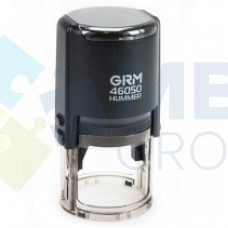Оснастка автоматическая GRAFF 46050 HUMMER, для печатки d 50 мм, черная