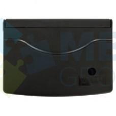 Подушка штемпельная, настольная GRAFF 9052 Plus, размер 110х70 мм, черная