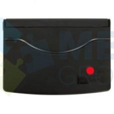 Подушка штемпельная, настольная GRAFF 9052 Plus, размер 110х70 мм, красная
