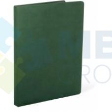 Папка на подпись Optima Nebraska, искусственная кожа, зеленая