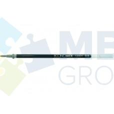 Стержень гелевый Economix к неавтоматическим ручкам, 130 мм, синий
