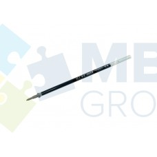 Стержень гелевый Economix к неавтоматическим ручкам, 130 мм, черный