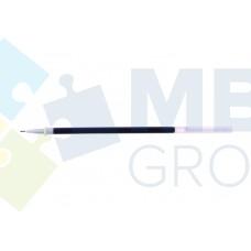 Стержень гелевый Economix к неавтоматическим ручкам, 128 мм, синий