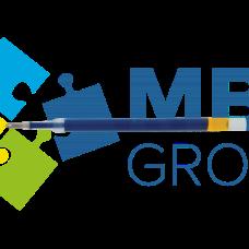 Стержень гелевый Optima JUMBO к неавтоматическим ручкам, 130 мм, синий