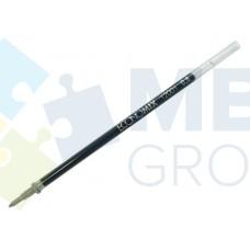 Стержень гелевый Economix к неавтоматическим ручкам, 130 мм, красный