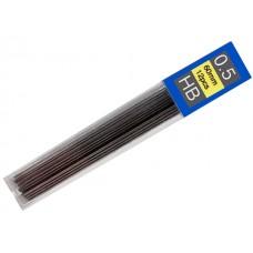 Стержни к механическому карандашу Economix HB (12 шт. В тубусе)