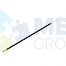Стержень шариковый Economix к неавтоматическим ручкам, 140 мм, черный