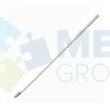 Стержень шариковый Economix к автоматическим ручкам, 107 мм, синий