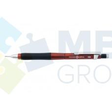 Карандаш механический Optima DESIGNER НВ, 0,3 мм, бордовый