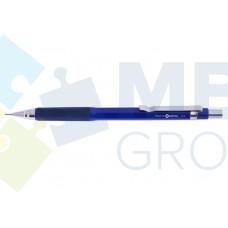 Карандаш механический Optima PRACTIC HB, 0,5 мм, синий