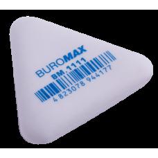 Ластик для карандаша Buromax, треугольный