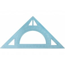 Треугольник равнобедренний Economix, 20 см