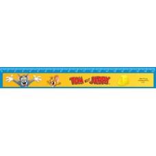 """Линейка пластиковая 20 см Cool for school """"Tom and Jerry"""""""