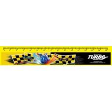 """Линейка пластиковая 15 см Cool for school """"Turbo"""""""