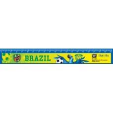 """Линейка пластиковая 20 см Cool for school """"Rio"""""""