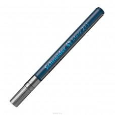 Маркер для декоративных и промышленных работ Schneider MAXX 271, 1 мм, серебристый