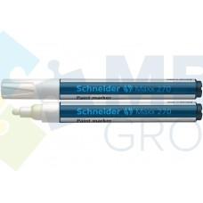 Маркер для декоративных и промышленных работ Schneider MAXX 270, 1-3 мм, белый