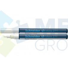 Маркер для декоративных и промышленных работ Schneider MAXX 271, 1 мм, белый