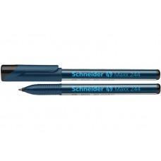 Маркер для CD и DVD Schneider MAXX 244, 0,7 мм, черный