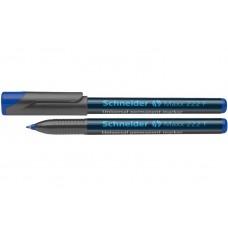 Маркер перманентный универсальный Schneider MAXX 222, 0,7 мм, синий