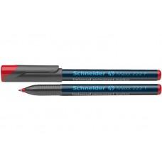 Маркер перманентный универсальный Schneider MAXX 222, 0,7 мм, красный