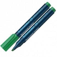 Маркер перманентный Schneider MAXX 133, 2-4 мм, зеленый
