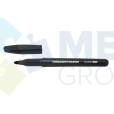 Маркер перманентный Economix, 1-2 мм, черный