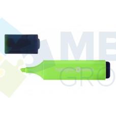 Маркер текстовый Optima, зеленый