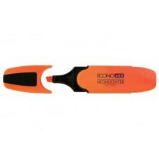 Маркер текстовый Economix TEXT, оранжевый