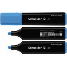 Маркер текстовый Schneider JOB 150, синий