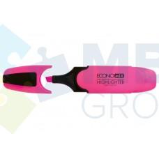 Маркер текстовый Economix TEXT, розовый