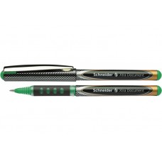 Ручка капиллярная-роллер Schneider XTRA Document, 0,3 мм, зеленая