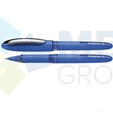 Ручка капиллярная-роллер Schneider ONE HYBRID, 0,3 мм, синяя
