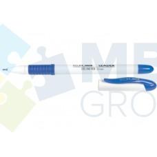 Ручка гелевая Economix LEADER, 0,5 мм, синяя