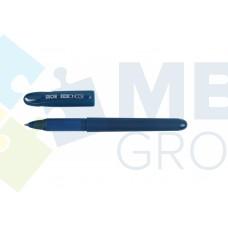 Ручка гелевая Economix BOSS, 1 мм, синяя