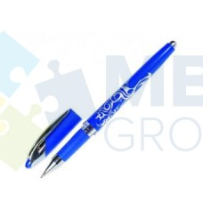 Ручка гелевая Economix Fantasy Gel, 0,5 мм, синий