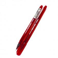 Ручка гелевая Economix TURBO, 0,5 мм, красная