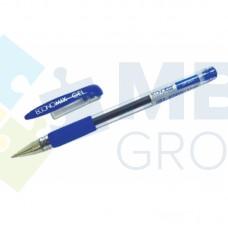 Ручка гелевая Economix GEL, 0,5 мм, синяя