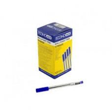 Ручка масляная Economix STRIKER, 0,7 мм, синяя