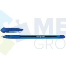 Ручка масляная Optima ASPIRE, 0,7 мм, синяя