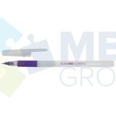 Ручка масляная Economix ICEBERG, 0,7 мм, фиолетовая