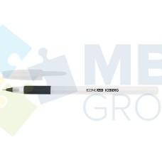 Ручка масляная Economix ICEBERG, 0,7 мм, черная