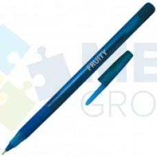 Ручка масляная Economix FRUITY, 0,7 мм, синяя