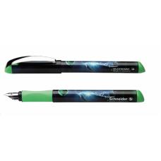 Ручка перьевая Schneider INX SPORIVE, зеленая